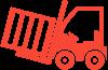 Skilled work: Drivers, follow spot operators, cherry-picker and forklift operators